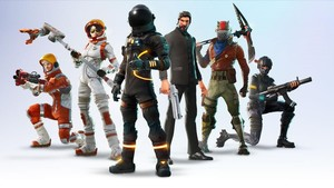 Fortnite, el joc que arrasa entre nens i adolescents