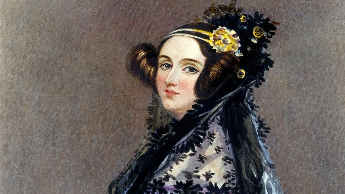 Ada Lovelace.