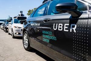 El nuevo servicio, denominado UbeX, será de media entre un 30 % más barato que el taxi.