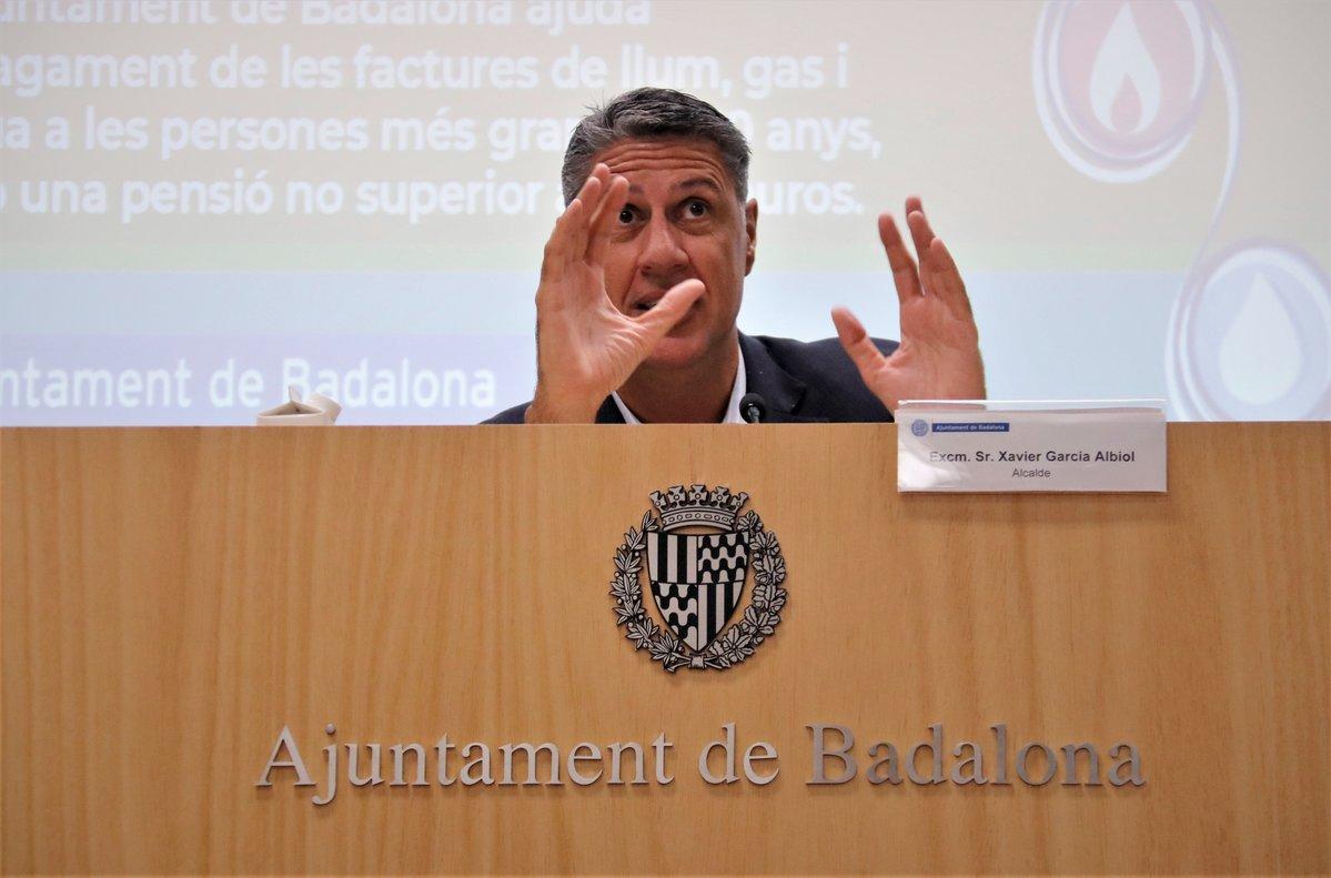 Albiol demana a la Generalitat que atengui les famílies desallotjades d'un edifici en ruïnes
