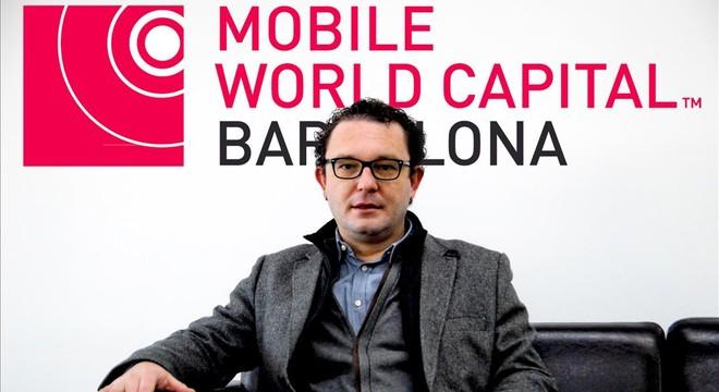 Aleix Valls, nuevo director general de la Mobile World Capital Barcelona