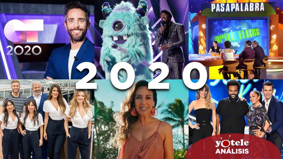Algunos estrenos de entretenimiento que llegarán en 2020.