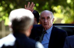 Fernando de la Rúa, expresidente de Argentina murió a los 81 años.