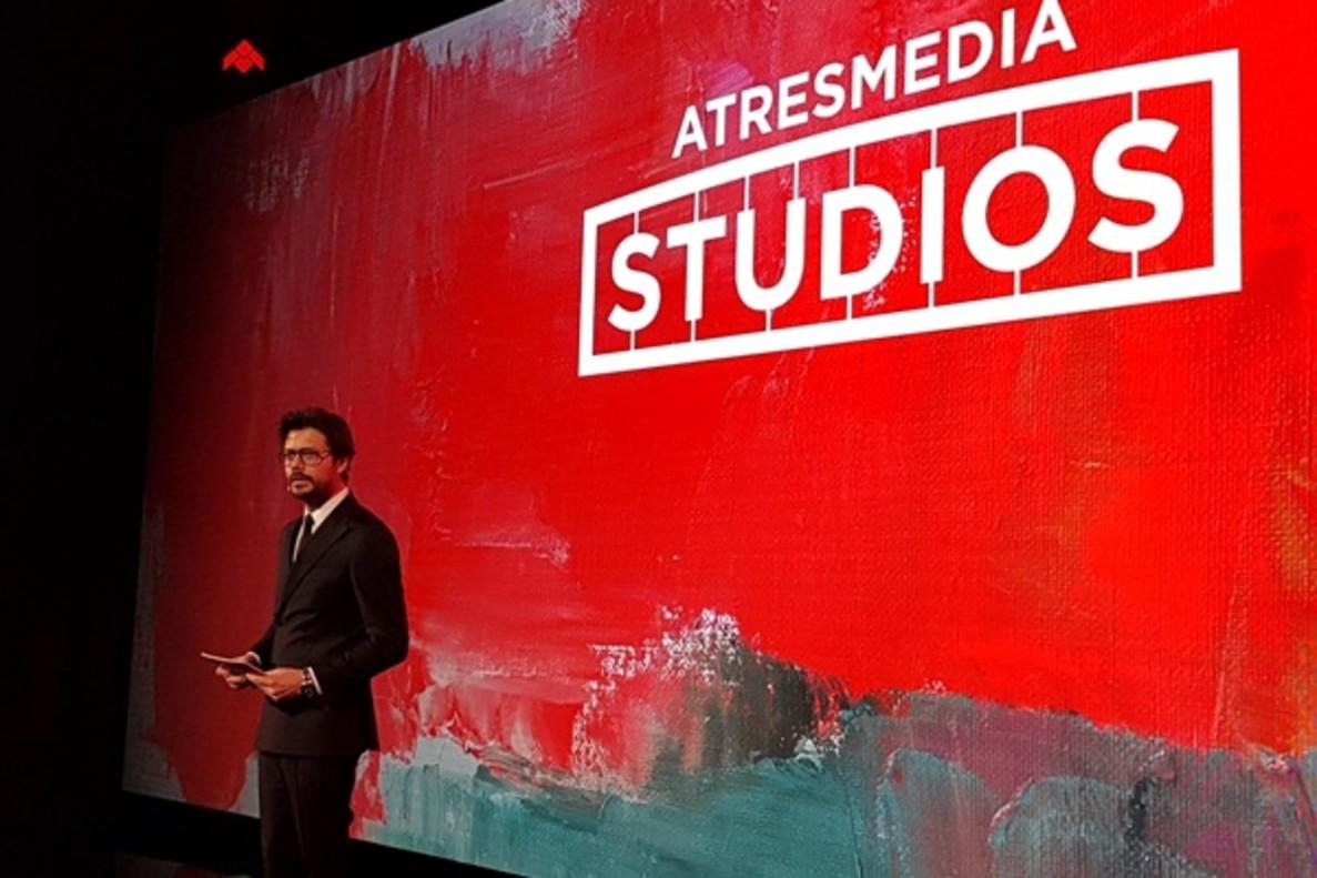 Presentación de la compañía Atresmedia Studios