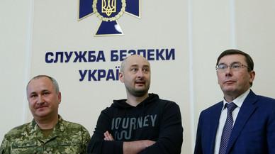 Reapareix viu el periodista rus del qual ahir es va dir que havia sigut assassinat