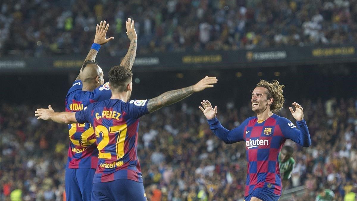 El Barça quiere repetir las buenas sensaciones de la semana pasada.