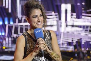 Barei habla tras su magnífica actuación en Eurovisión: «El número duele pero he intentado dar lo mejor de mi»