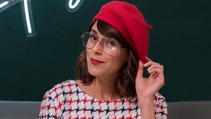 Belén Cuesta, en la tercera temporada de 'Paquita Salas'.