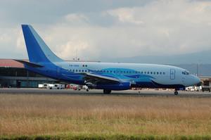 El Boeing 737-200 del accidente de avión en Cuba, con matrícula XA-UHZ, en una imagen del 2011.