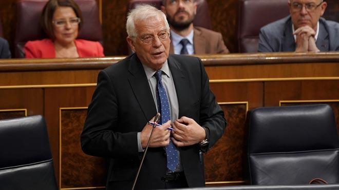Borrell: No hace falta el 155 para garantizar el orden público en Catalunya.