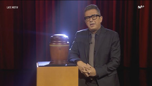 Buenafuente conversa amb les cendres de Franco