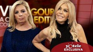 Carmen Borrego y Bibiana Fernández, concursantes de 'Ven a cenar conmigo: gourmet edition'