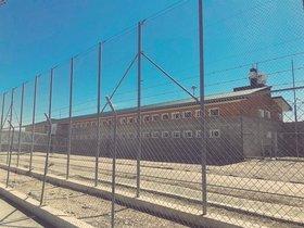Centro penitenciario de Estremera en Madrid.