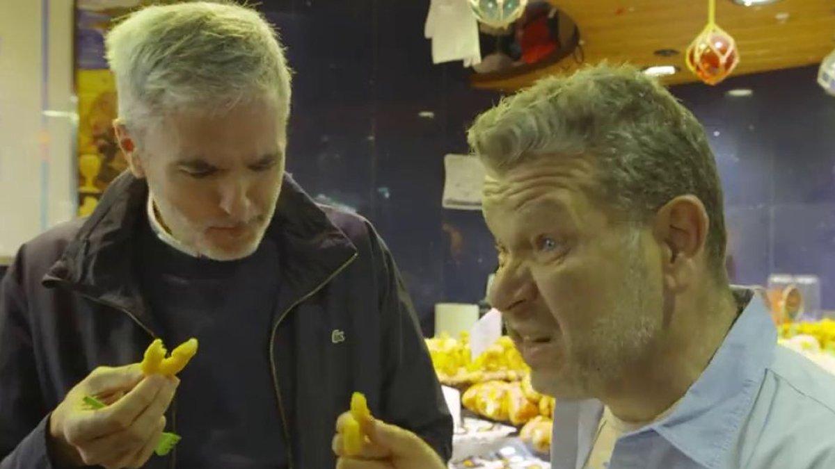 '¿Te lo vas a comer?': Alberto Chicote analiza lo que comen los turistas en España