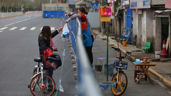 China no registra ningún contagiolocal por coronavirus por primera vez.