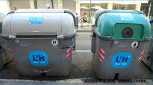L'Hospitalet incrementa un 8% la recollida selectiva de residus el 2019