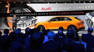 Audi duplicará su producción en China en 4 años