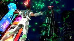 Xbox presenta Crackdown 3.