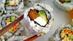 Curso de iniciación para aprender a cocinar sushi.