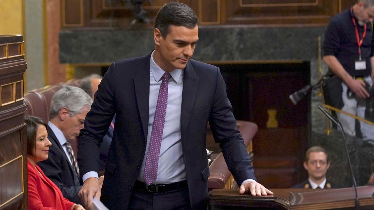 Sánchez: No podemos entregar al mercado bienes como la salud o la educación.