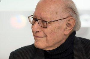 El filósofo italiano Emanuele Severino.