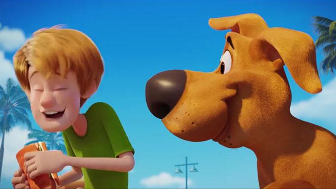 Estrenos de la semana. Tráiler de 'Scooby'.