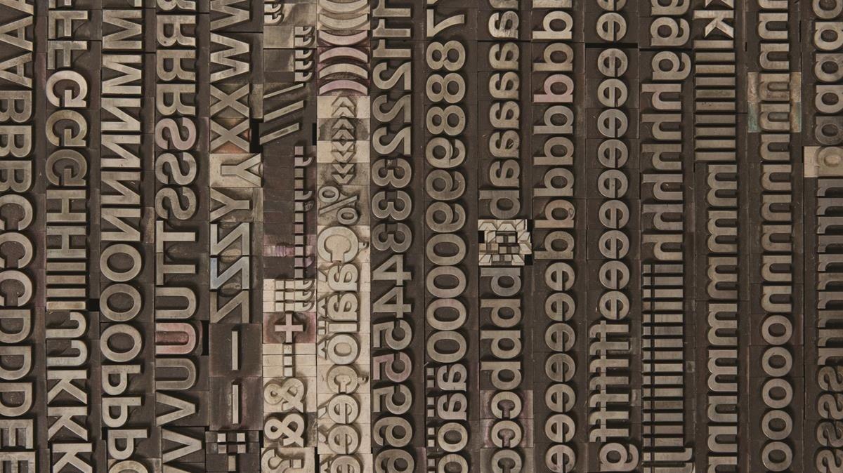 Exposición 'Helvética' en el Disseny Hub Barcelona