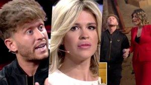 Gonzalo, Ylenia y Sandra Barneda en 'El debate de las tentaciones'.