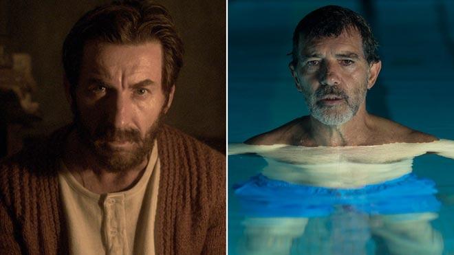 Goya 2020. Resumen de las nominadas a mejor película. En la imagen, fotogramas de 'La trinchera infinita' y 'Dolor y gloria'.