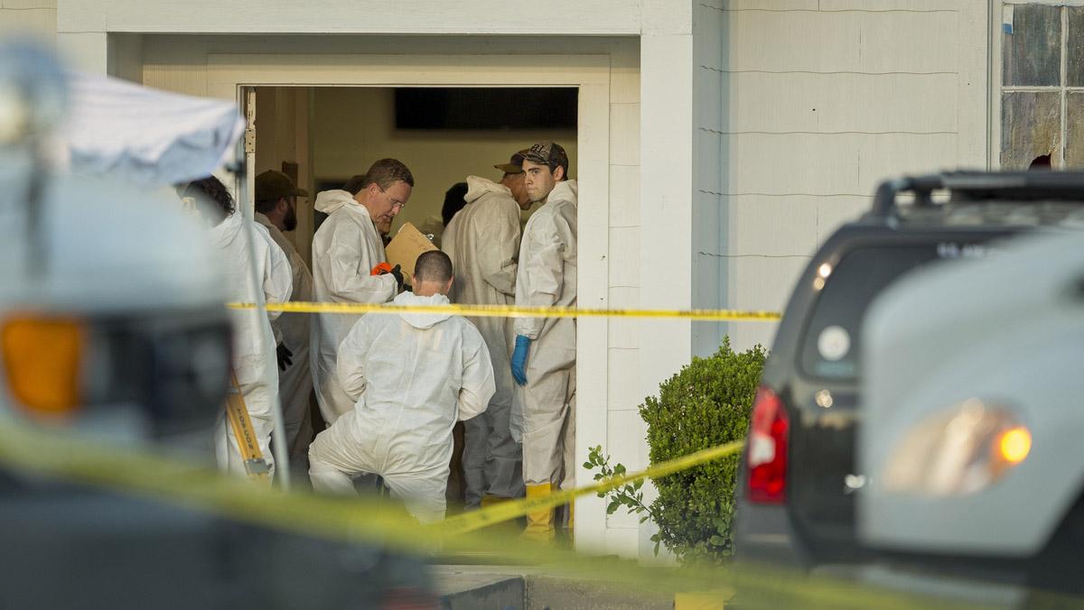 Un total de 26 persones van ser assassinades quan assistien a un servei dominical en un temple baptista.