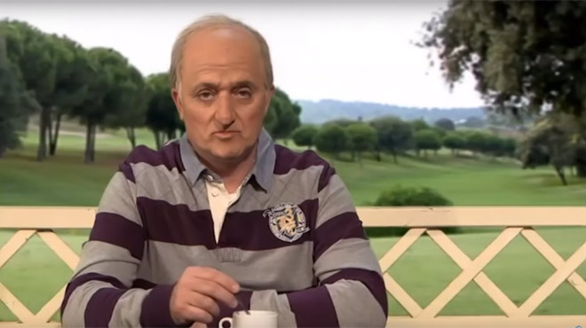 La emotiva despedida a Cruyff en 'Crackòvia'