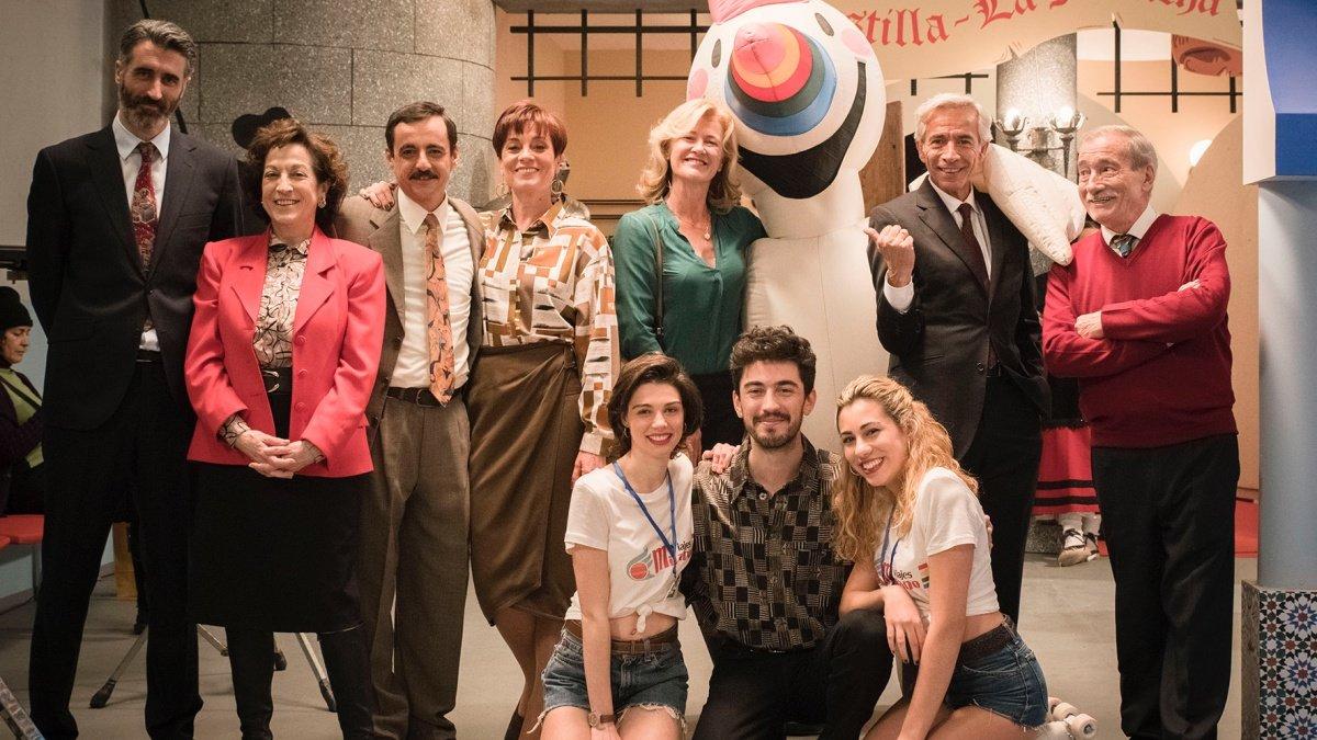 Imagen de la temporada 20 de 'Cuéntame cómo pasó'.