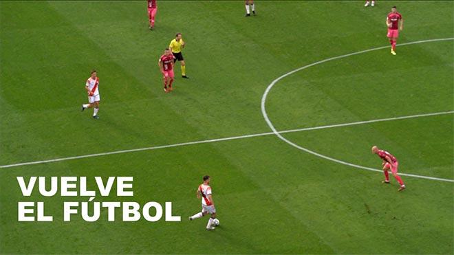 El futbol del silenci