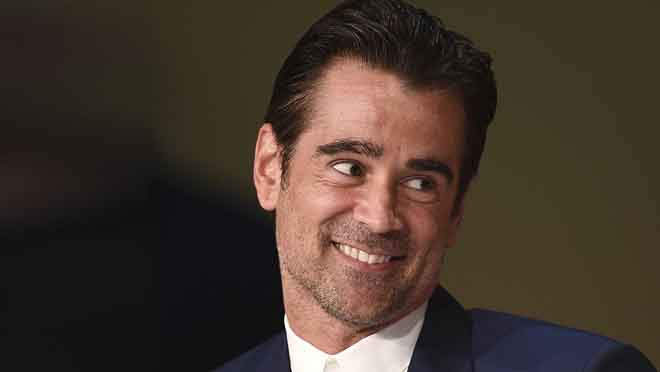 El irlandés Colin Farrell sale del centro de rehabilitación, tras una puesta a punto y un reinicio ya que Farrell, no ha vuelto beber.