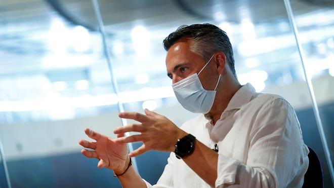 El jefe del 112 en Madrid, Carlos Novillo, asegura: Con el coronavirus vivimos lo más parecido a una guerra.