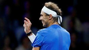 Nadal encapçala l'equip espanyol per a la nova Copa Davis
