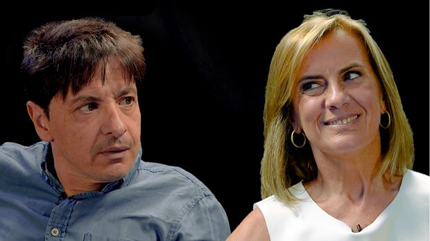 Juan Carlos Ortega entrevista en exclusiva Gemma Nierga per a EL PERIÓDICO.