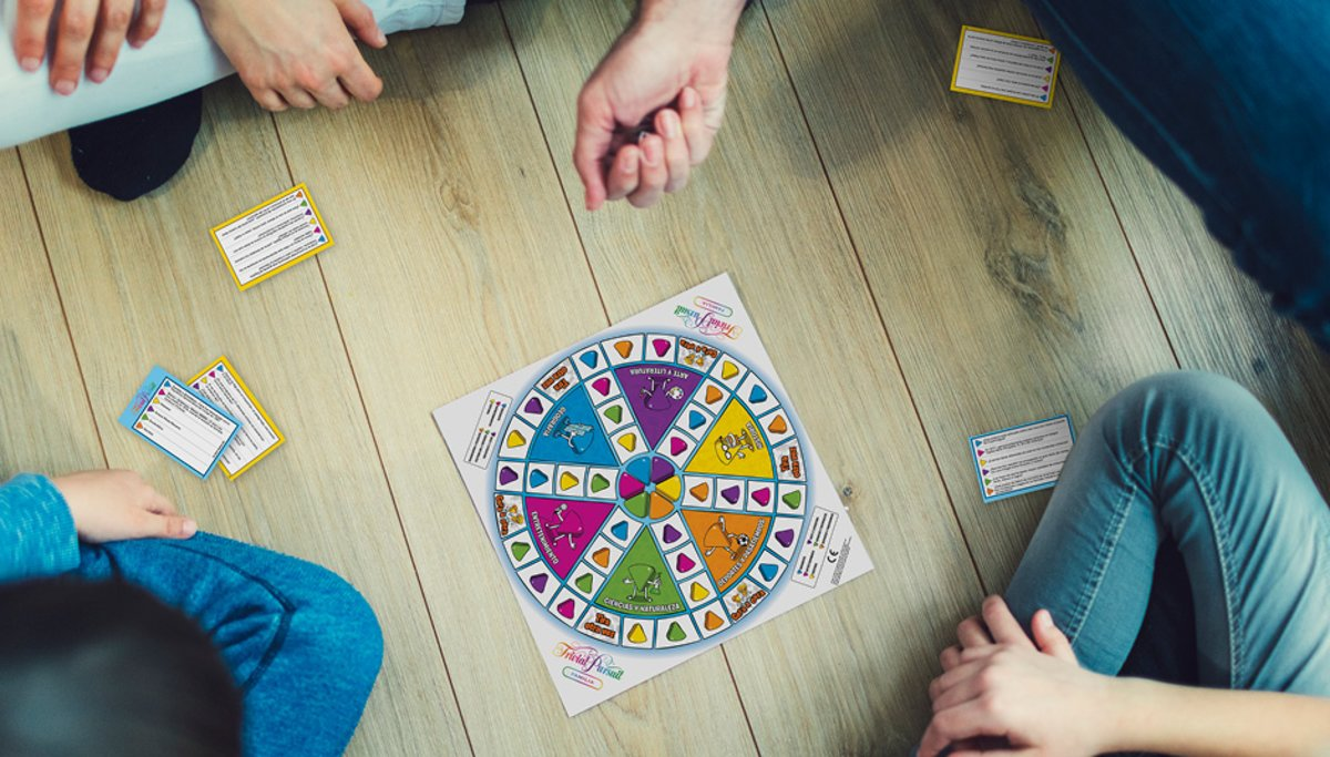 Juegos de mesa clásicos Hasbro