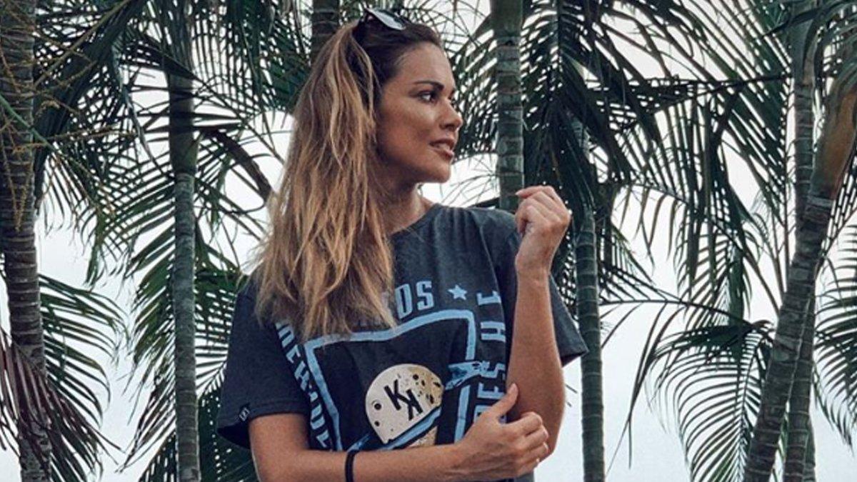 """El emotivo mensaje de Lara Álvarez tras su regreso a España: """"Verte así me parte el alma"""""""