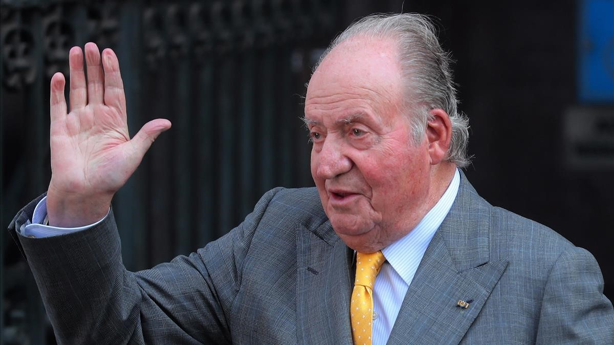 El rei Joan Carles tornarà a passar pel quiròfan