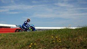 MotoGP. GP d'Anglaterra en directe 'online'.