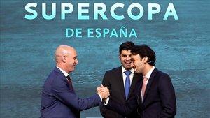 Mediaset, Atresmedia i Forta s'afegeixen a RTVE i no licitaran per emetre la Supercopa perquè es fa a l'Aràbia Saudita