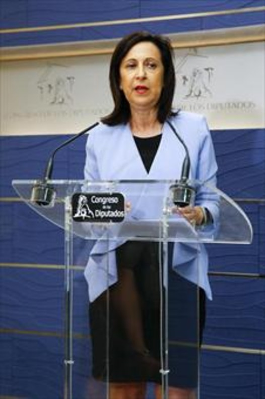 Margarita Robles.