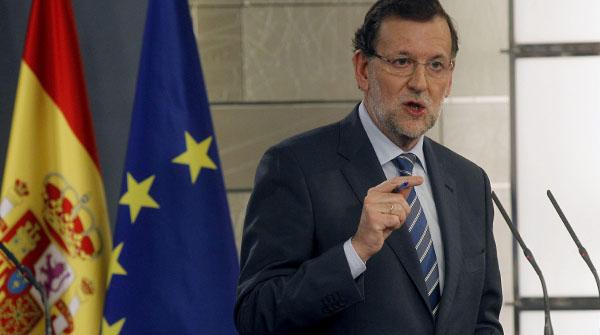 Mariano Rajoy : La consulta no se va a celebrar