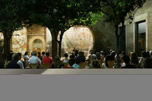 El museo Marés ofrece unaactuación y una degustación de vinos.