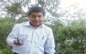 Alcalde electo desaparecido en el estado de Guerrero, México.