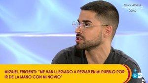 """Miguel Frigenti cuenta su terrible experiencia al sufrir bullying de pequeño: """"'GH' me salvó la vida"""""""