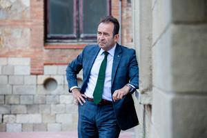 Miquel Calçada, Mikimoto, en Barcelona.