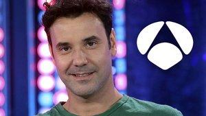 Miquel Fernández será uno de los protagonistas de 'El nudo', la nueva serie de Antena 3