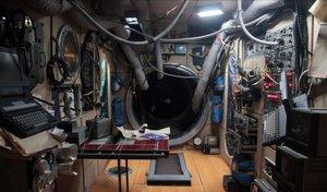 El mNACTEC de Terrassa acull una rèplica a escala real de l'estació espacial MIR